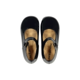 Patent Leather Navy Mary Janes