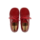 Patent Leather Red Shoes