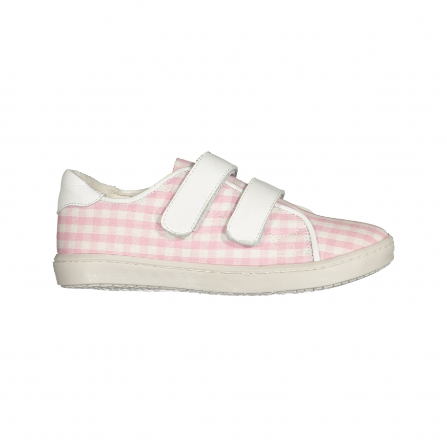Pink Gingham Snickers