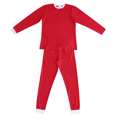 Santa Red Mom Pajama
