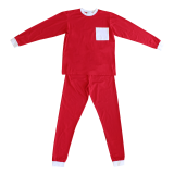 Santa Red Dad Pajama
