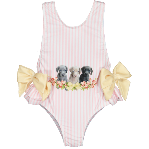 The Three Puppeteers Swimsuit