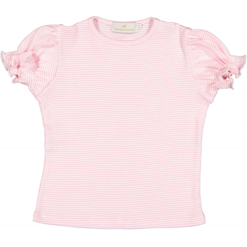Edelweiss Stripes Top