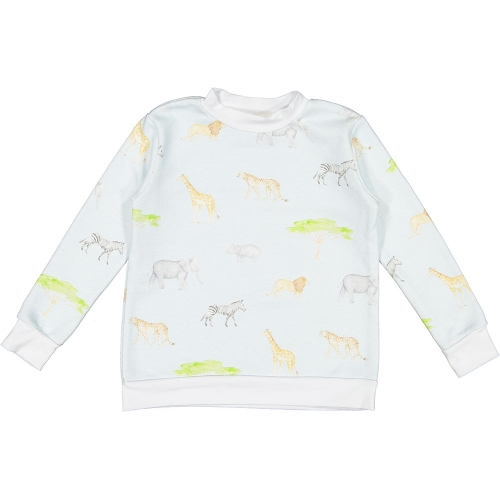 Sunset Safari Sweatshirt