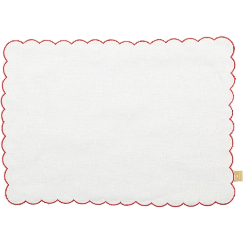 Cherry On Set of Two Placemats
